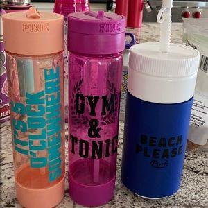 Victoria's Secret pink cups